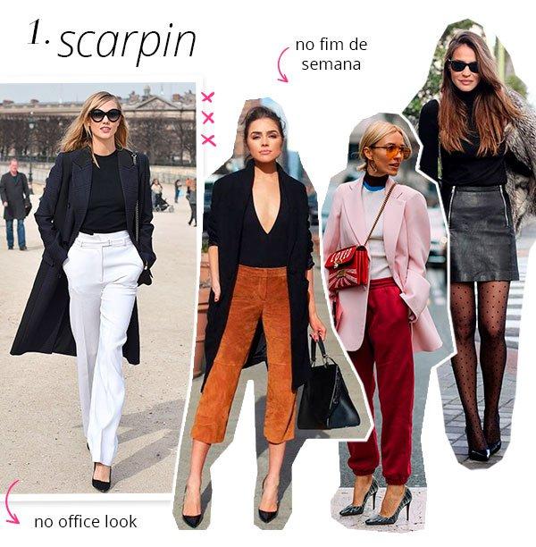 it girls - trabalho ao fds - scarpin - verão - street style