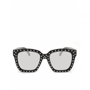 Óculos De Sol D-Frame Studs
