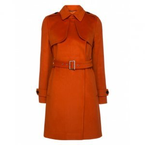 Trench Coat Tailoring With Belt