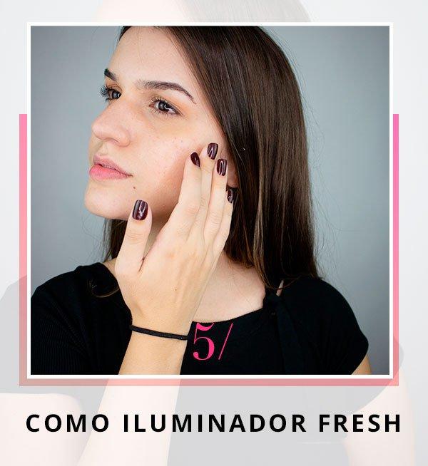 lara lincoln - vaselina - make up - verão - steal the look
