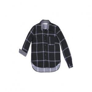 Camisa Feminina Estampada Em Tecido De Algodão E Viscose