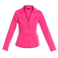 Blazer Clássico Pink