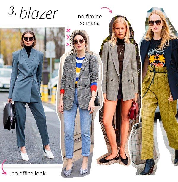 it girls - trabalho ao fds - blazer - verão e inverno - street style