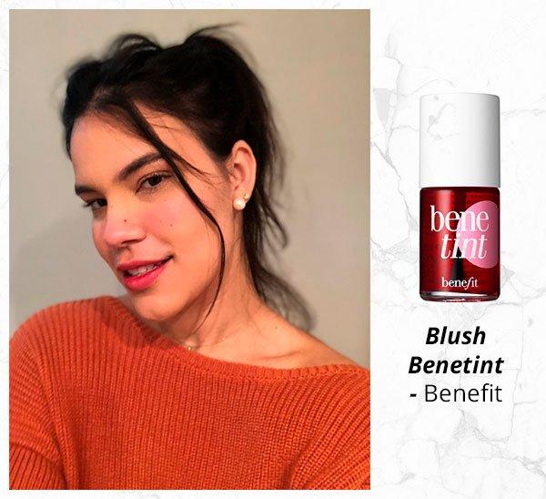 bia - blush - blush - verão - street style