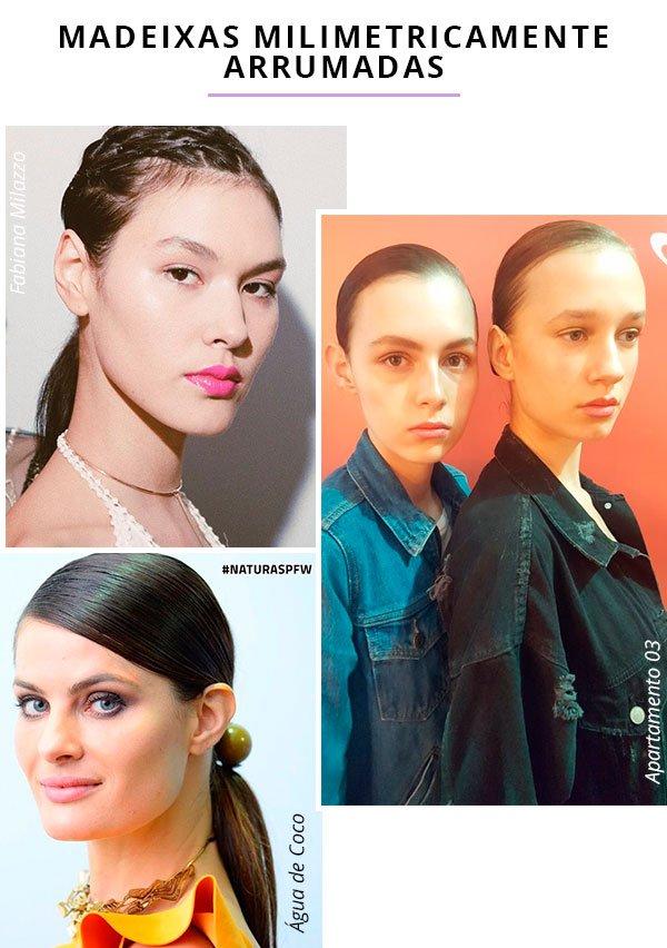 cabelo - spfw - beleza - trend - 2018