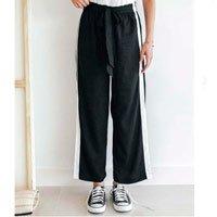 Pantalona Listra Tamanho: P - Cor: Preto