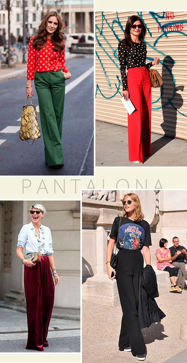 calça - pantalona - looks - it girls - street style