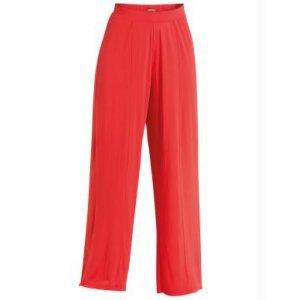Calça Pantalona Quintess Laranja