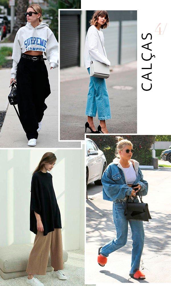 it girl - calça - oversized - signo - street style