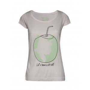 Camiseta Feminina Lets Have A Drink