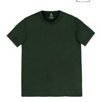 Camiseta Masculina Verde Militar