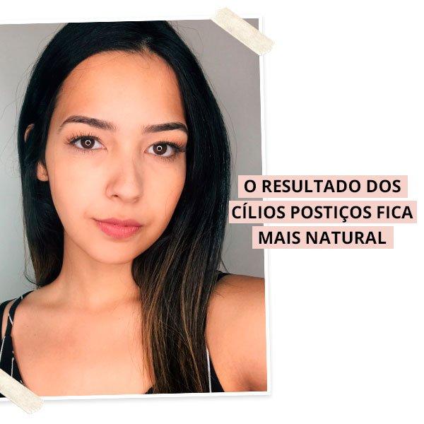 samara tavares - cilios postiços - cilios postiços - verão - steal the look