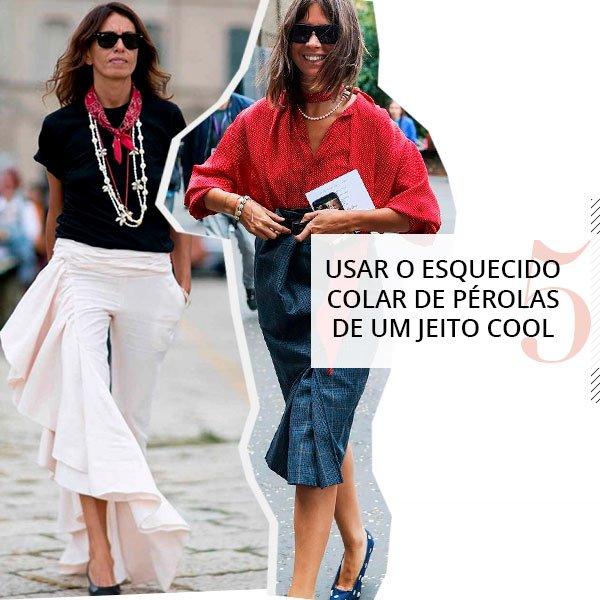it girls - colar perolas - colares - outono - street style