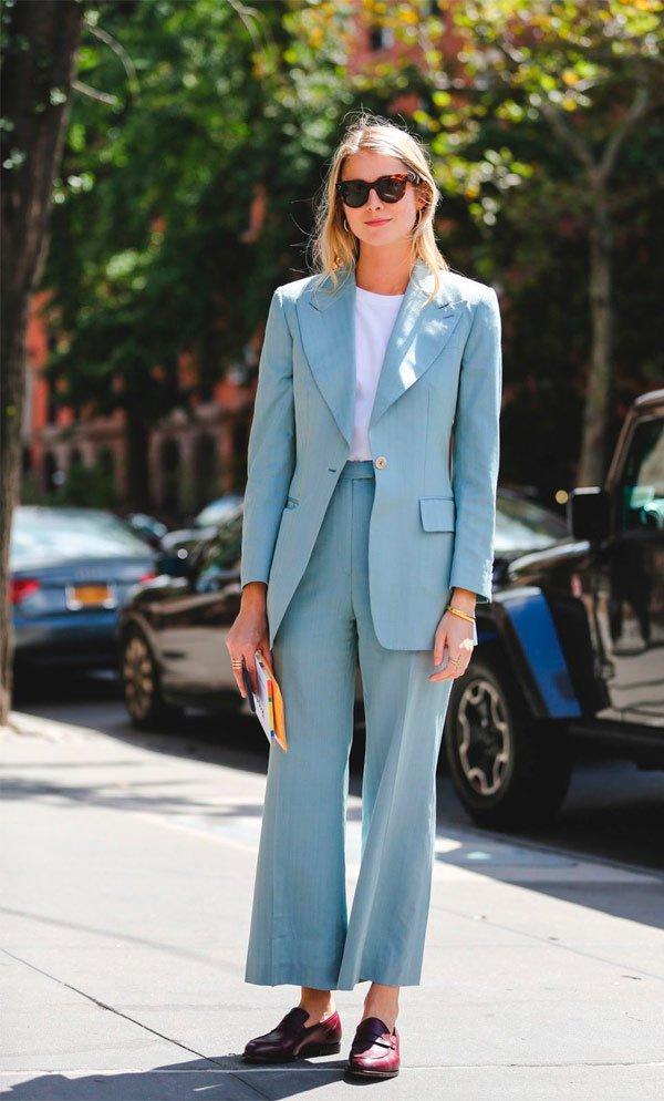 It Girl - conjunto-azul-candy-mocassim - mocassim - Meia Estação - Street Style