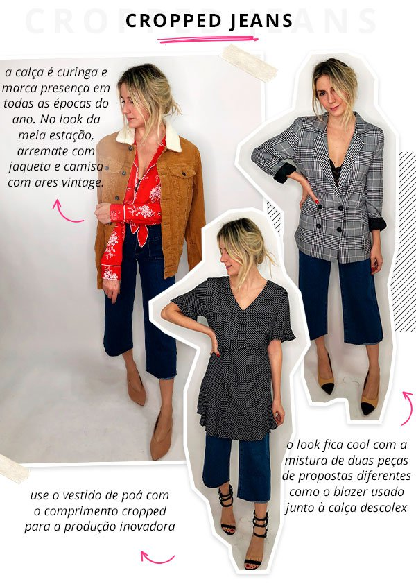 karina - cotton on - cropped jeans - verão - steal the look