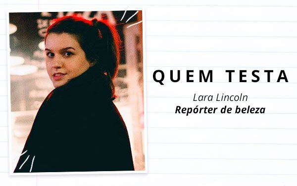 lara lincoln - base - make up - verão - steal the look