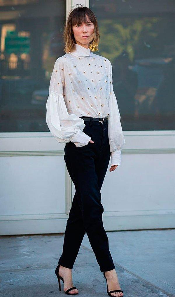 it-girl - camisa-transparencia-look - transparência - meia estação - street style