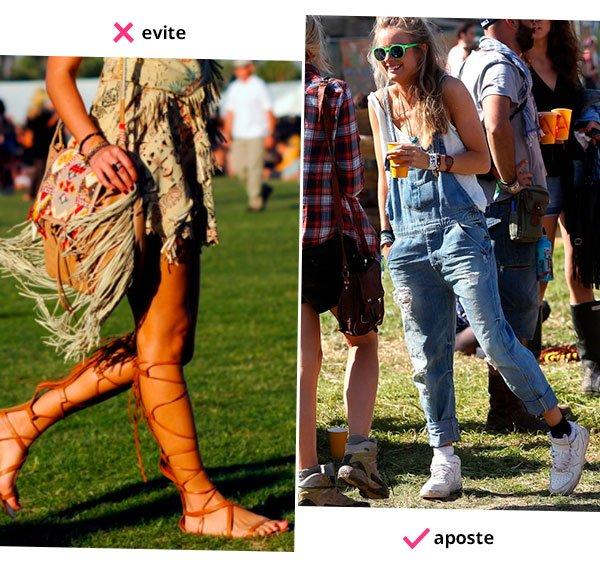 meninas - festival - coachella - verão - california