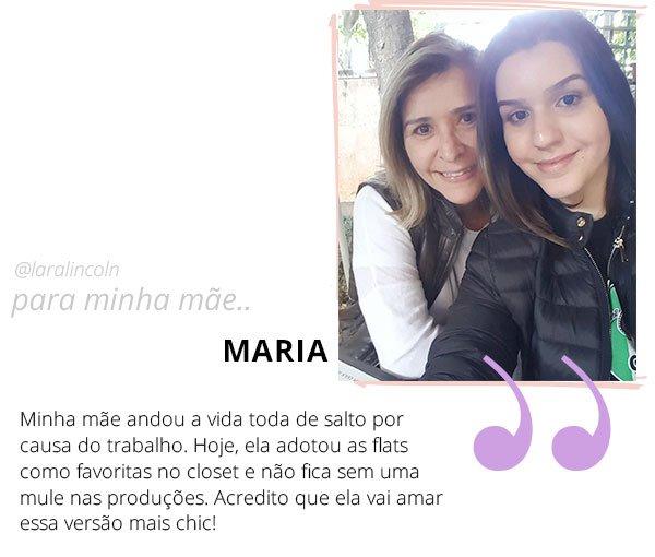 mae - lara - dia das maes - steal the look - presente