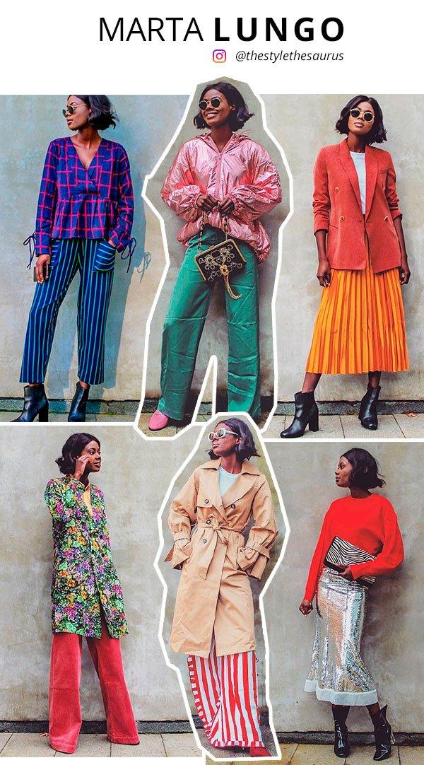 Marta Lungo - estilo - instagram - verão e inverno - street style