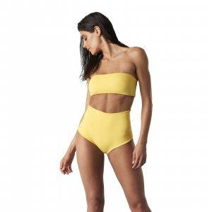 Biquini Erfoud Yellow Tamanho: P - Cor: Amarelo
