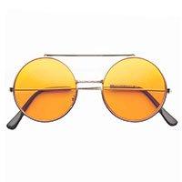 Óculos Flip Orange Tamanho: U - Cor: Preteado