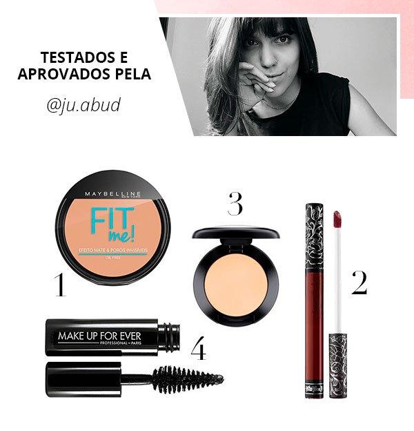 Julia abud - produtos - sephora - verão - steal the look