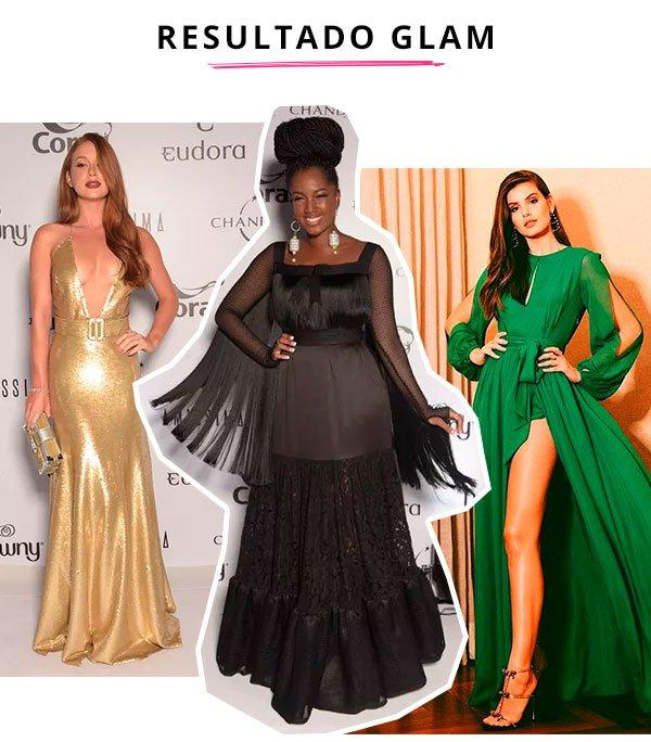 famosas - vestidos de festa - party look - verão - geração glamour