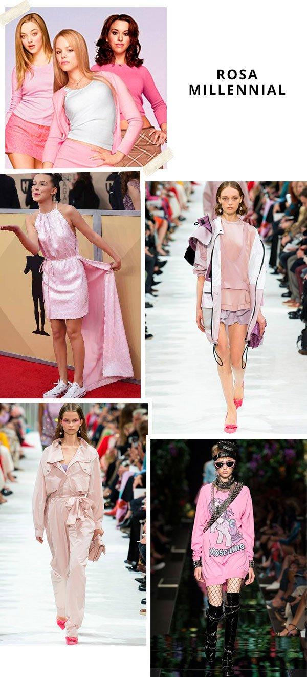 rosa - millenial - look - rosa - rosa