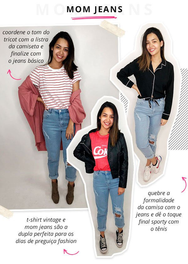 samara tavares - cotton on - mom jeans - verão - steal the look