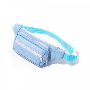 Pochete Tass Azul Bebê Tamanho: U - Cor: Azul