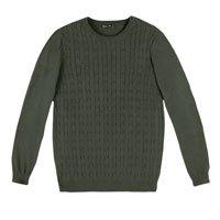 Suéter em Tricô Masculino
