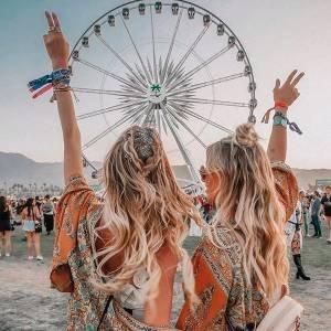 Os Cabelos Mais Estilosos Do Coachella