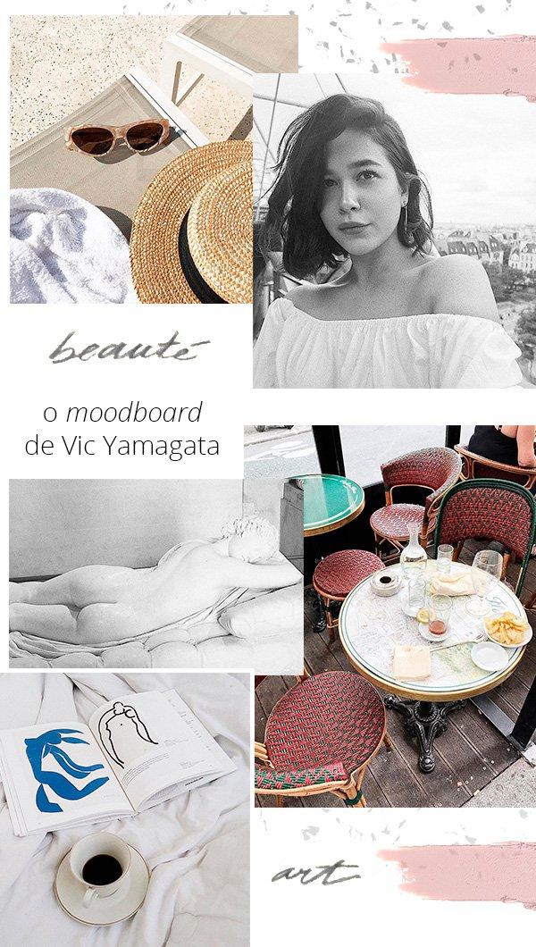 Victoria Yamagata - moodboard - estilo french - meia estação - rio de janeiro