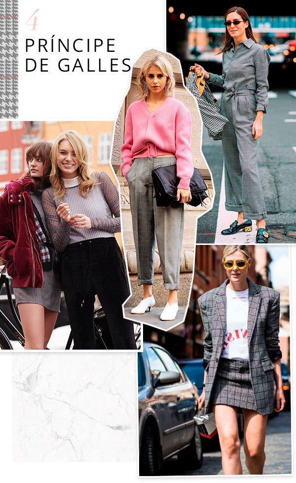 it girls - xadrez - estampa - verão - street style