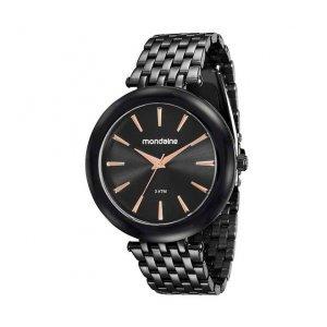 Relógio Feminino All Black