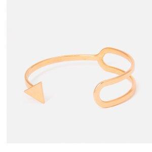 Bracelete Metal Triângulo