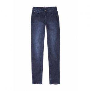 Calça Jeans Skinny Feminina Hering Com Cintura Alta