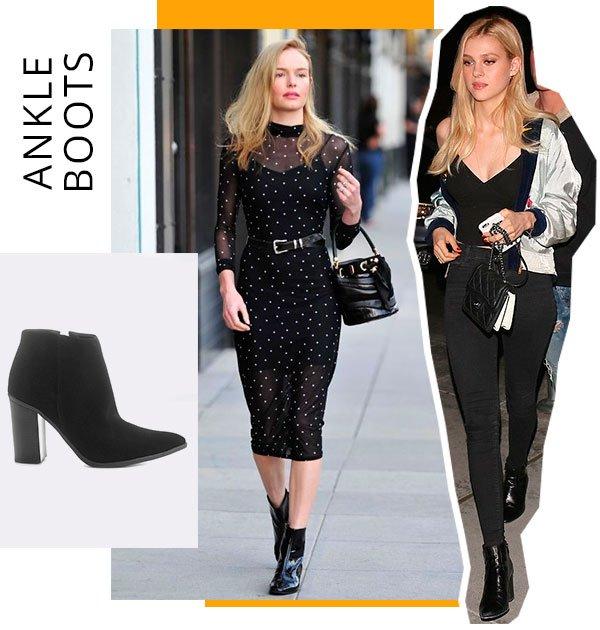 ankle boots - looks - bebecê - bota - como usar