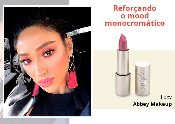 shay mitchell - batom - mono - cor - steal now