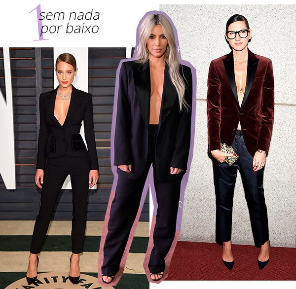 blazer - trned - look - como usar - naked
