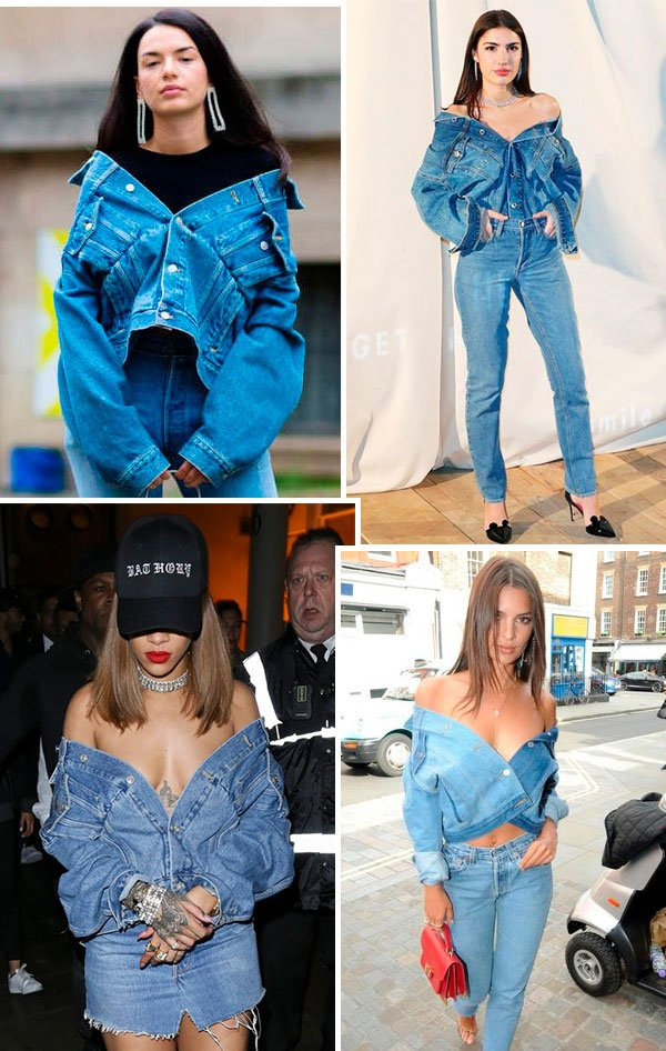 looks - jaqueta - jeans - como usar - blusa
