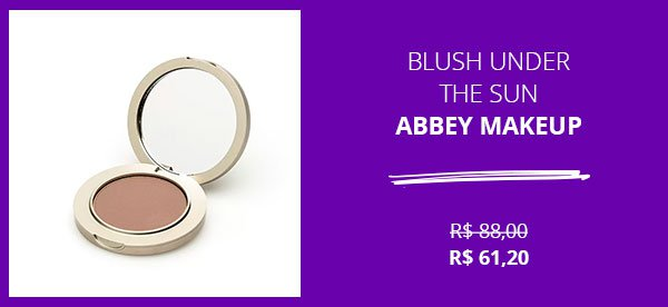 blush - make up - sale - comprar - promo