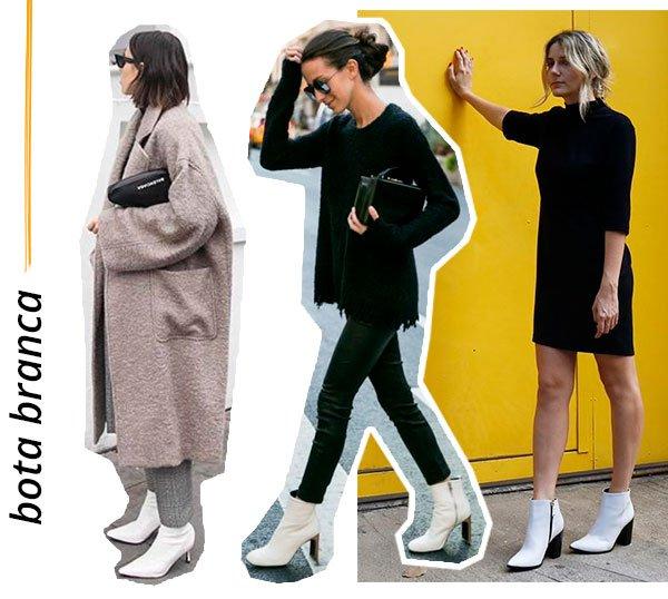 bota - branca - looks - como usar - frio