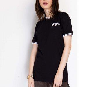 Camiseta No New Friends Tamanho: Gg - Cor: Preto