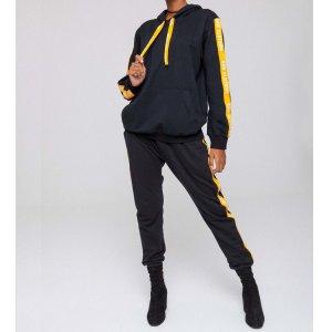 Conjunto Stripes Yellow Tamanho: P - Cor: Amarelo