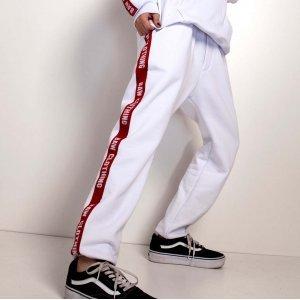 Jogger Stripes Red Tamanho: Gg - Cor: Vermelho