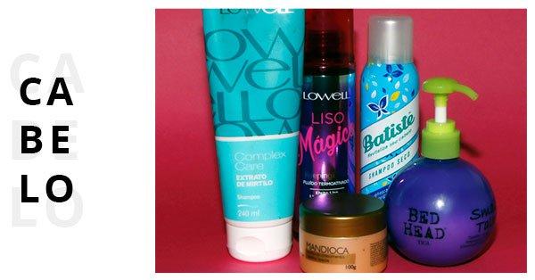 cabelo - editora - looks - como usar - produtos