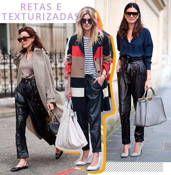 calça - reta - promo - looks - trend
