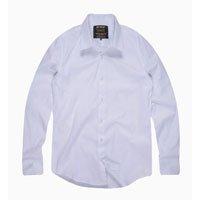 Camisa Slim Masculina Com Elastano